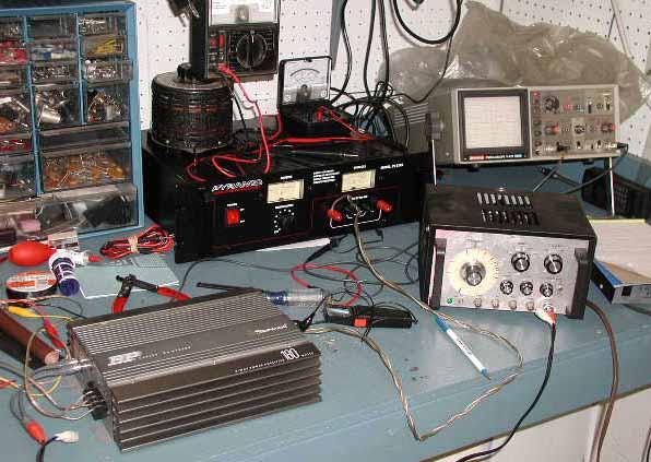 Power Measurements For Sherwood Xa 2105bp Amplifier
